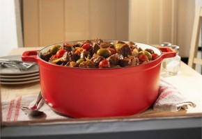 Beef Tomato and Olive casserole - MLAImages